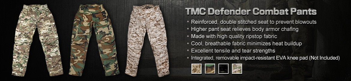 Defender Trousers