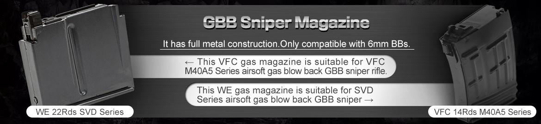 GBB SNIPER MAG
