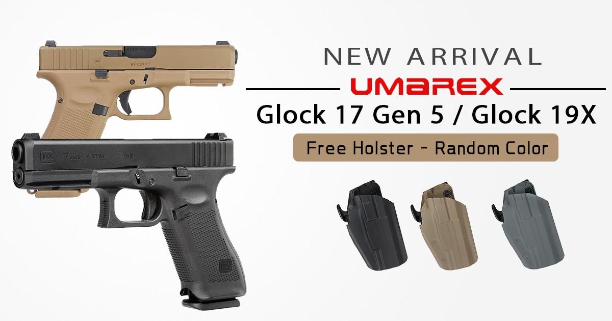 Glock 17 19
