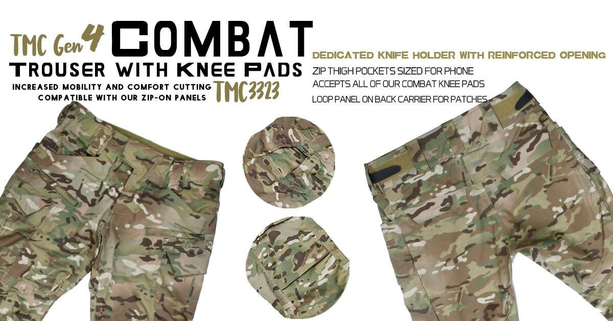 TMC Gen4 Combat Trouser