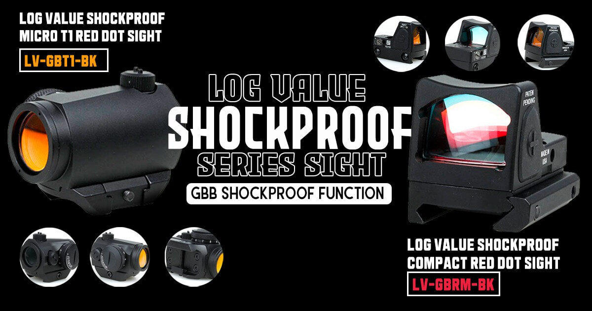 Shockproof sight